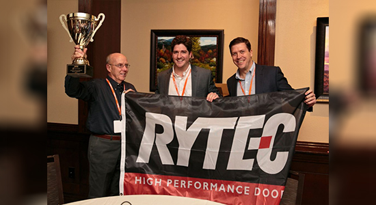 2017 Rytec Largest Dealer in North America