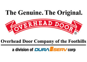 The Overhead Door of the Foothills Opens!