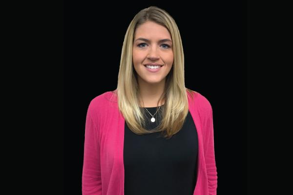 Kristin Cordero Promoted to Regional Service Coordinator