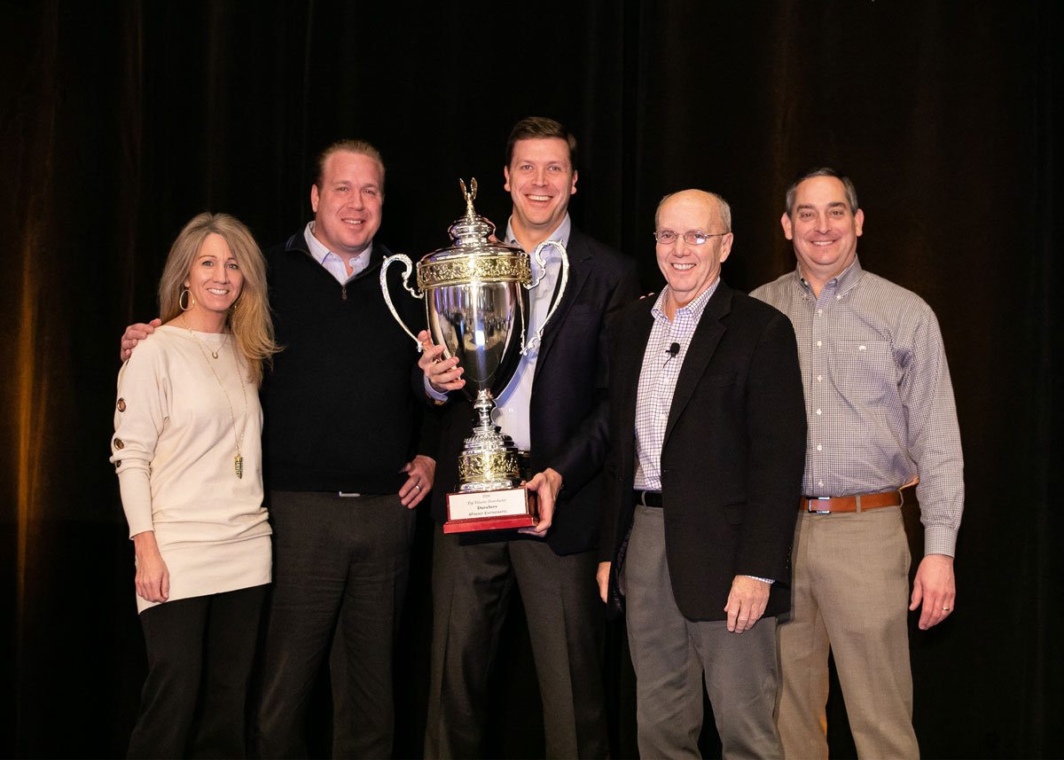 2018 Serco/Kelley Top Volume Distributor for the 15th year