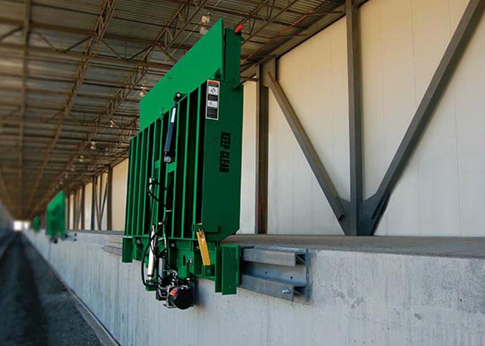 Kelley HRL Hydraulic Rail Leveler