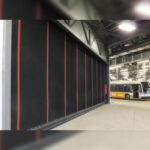 RYTEC Powerhouse XL® High Performance Rubber Rolling Door