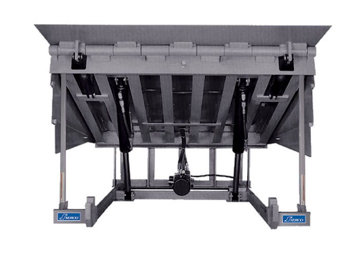 Serco HD Series Hydraulic Dock Leveler