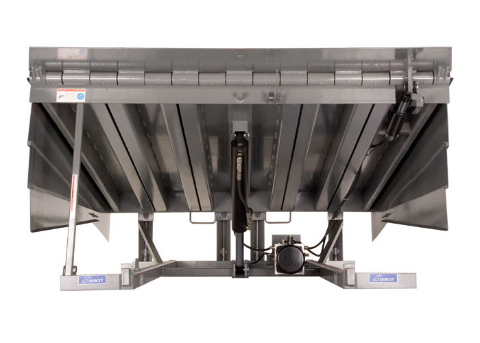 Serco HL Series Hydraulic Dock Leveler