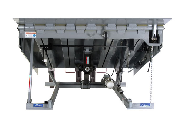Serco PAL Series Power-Assisted Dock Leveler