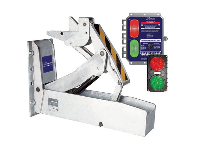 Serco SL40 Mechanical Vehicle Restraint