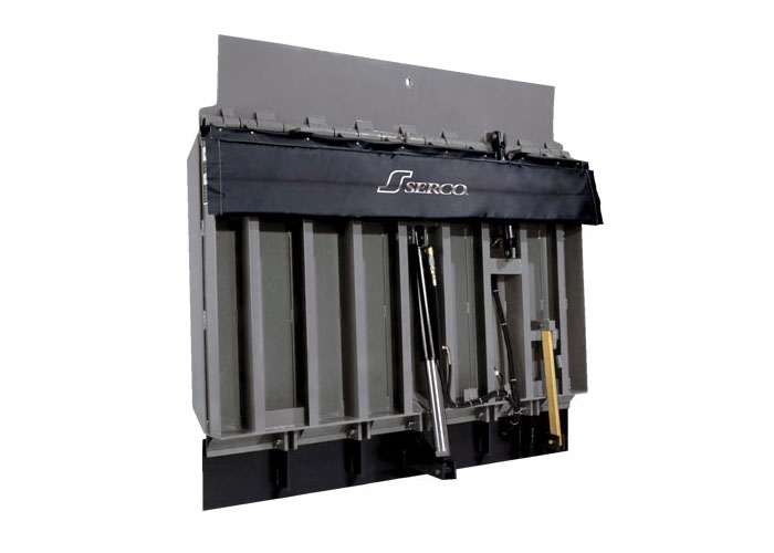 Serco VSL Series Vertical Storing Dock Leveler