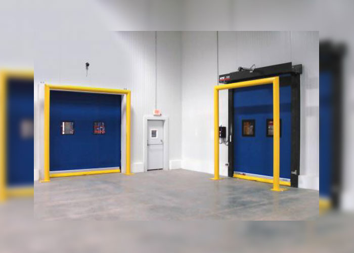 RYTEC Turbo-Seal® High Performance Rolling Door