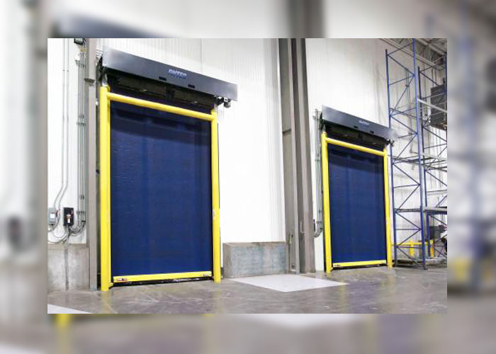 RYTEC Turbo-Seal® High Performance Insulated Rolling Door
