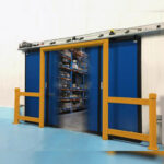 RYTEC Turbo-Slide® High Performance Sliding Door