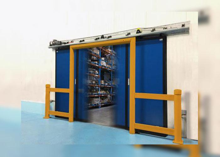 RYTEC Turbo-Slide® High Performance Sliding Door