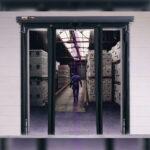 RYTEC Fast-Fold® Pneumatic Door