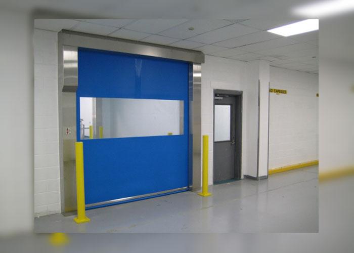 RYTEC Pharma-Seal® High Performance Rolling Door